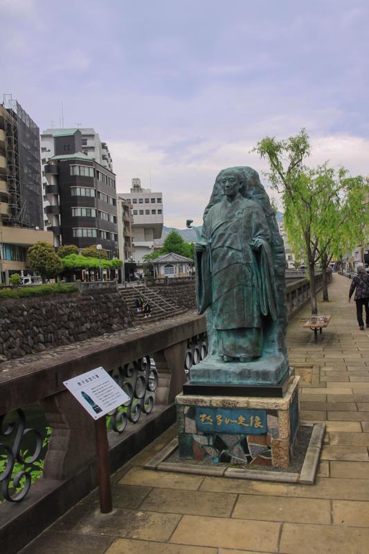 九州旅行8日目 長崎 長崎歴史文化博物館 眼鏡橋_a0052080_22374704.jpg