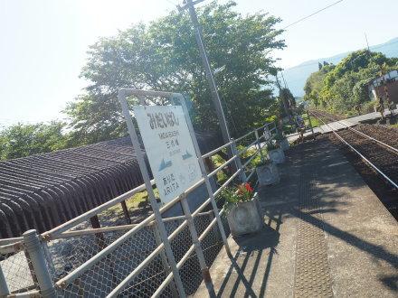 田舎の無人駅@有田_e0183383_12580322.jpg