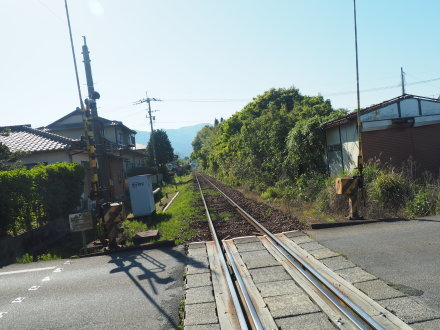 田舎の無人駅@有田_e0183383_13003989.jpg