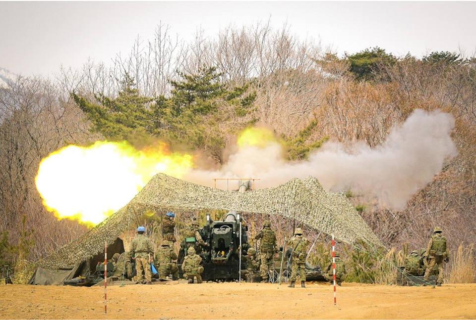 実弾射撃の大砲サウンドをMUSIC BIRDとOTOTENで!_b0350085_12193503.jpg