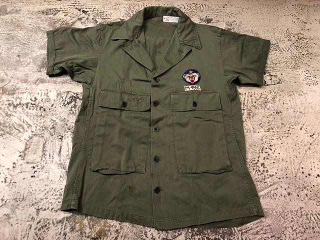 6月5日(水)マグネッツ大阪店ヴィンテージ入荷!!#8 U.S.Navy編!!ChambrayShirt & DungareeTrouser,N-3 H.B.T.Cap!!_c0078587_1535384.jpg