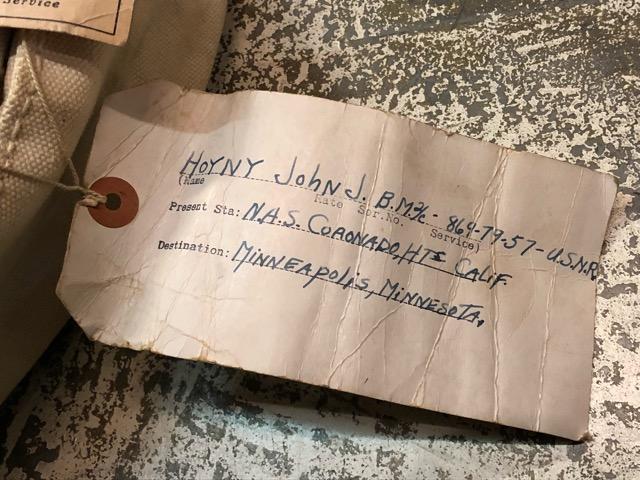 6月5日(水)マグネッツ大阪店ヴィンテージ入荷!!#8 U.S.Navy編!!ChambrayShirt & DungareeTrouser,N-3 H.B.T.Cap!!_c0078587_223837.jpg