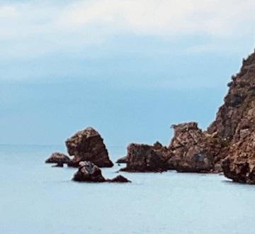 ロザマリーナの工房見学とチェトラーロの海辺観光_a0154793_00460402.jpg