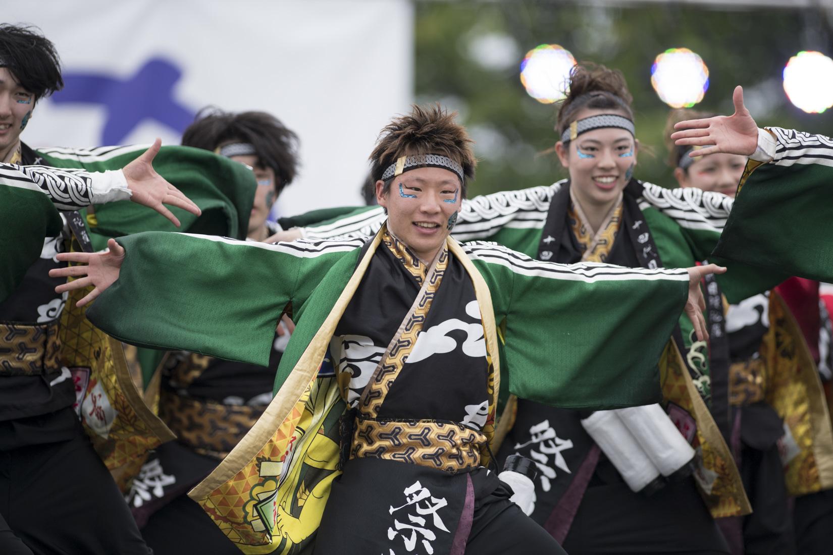 2019 犬山踊芸祭『浜松学生連 鰻陀羅』_f0184198_00130229.jpg
