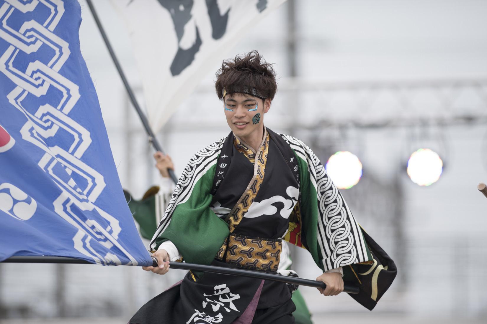 2019 犬山踊芸祭『浜松学生連 鰻陀羅』_f0184198_00130337.jpg