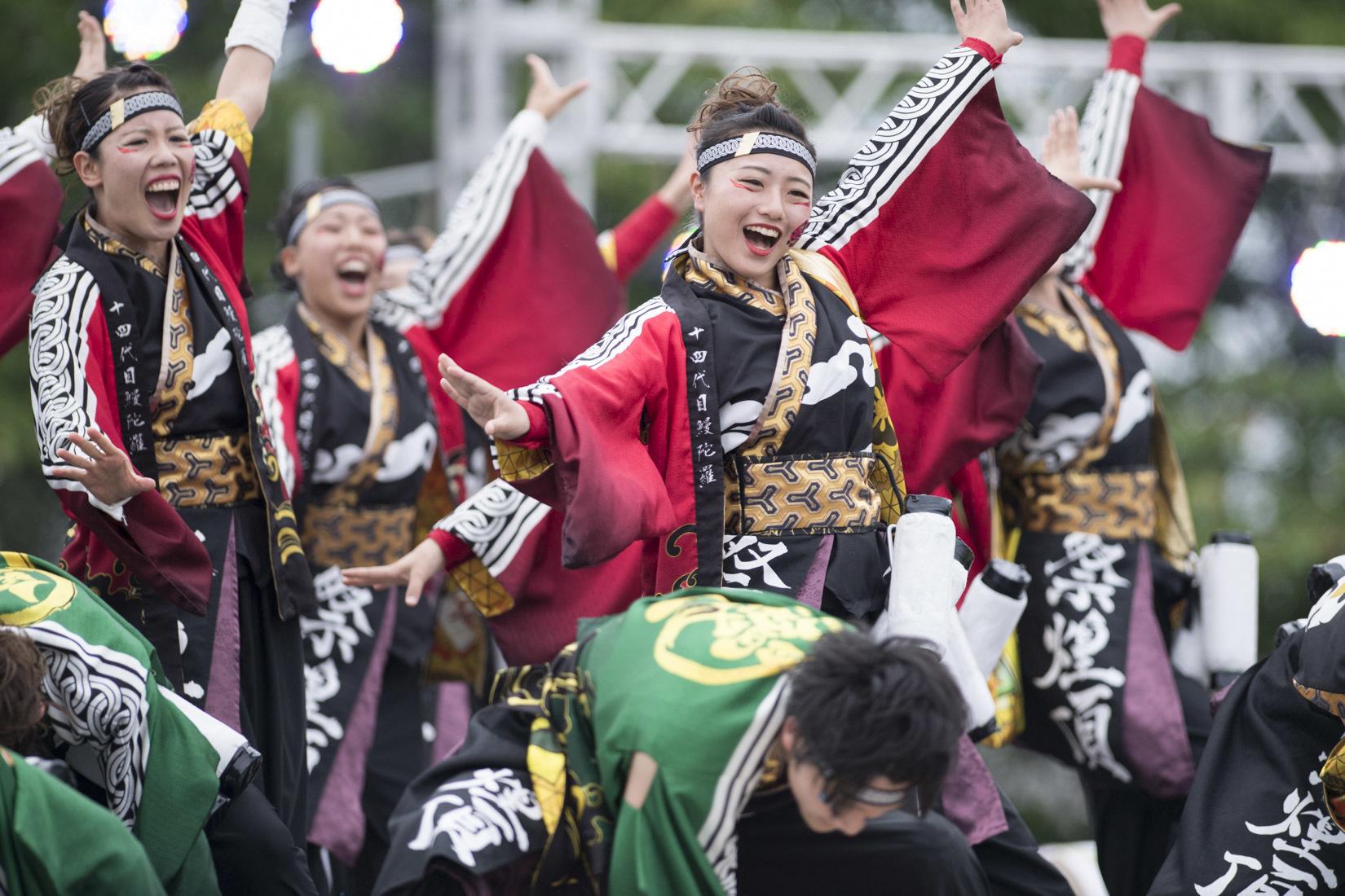 2019 犬山踊芸祭『浜松学生連 鰻陀羅』_f0184198_00130426.jpg