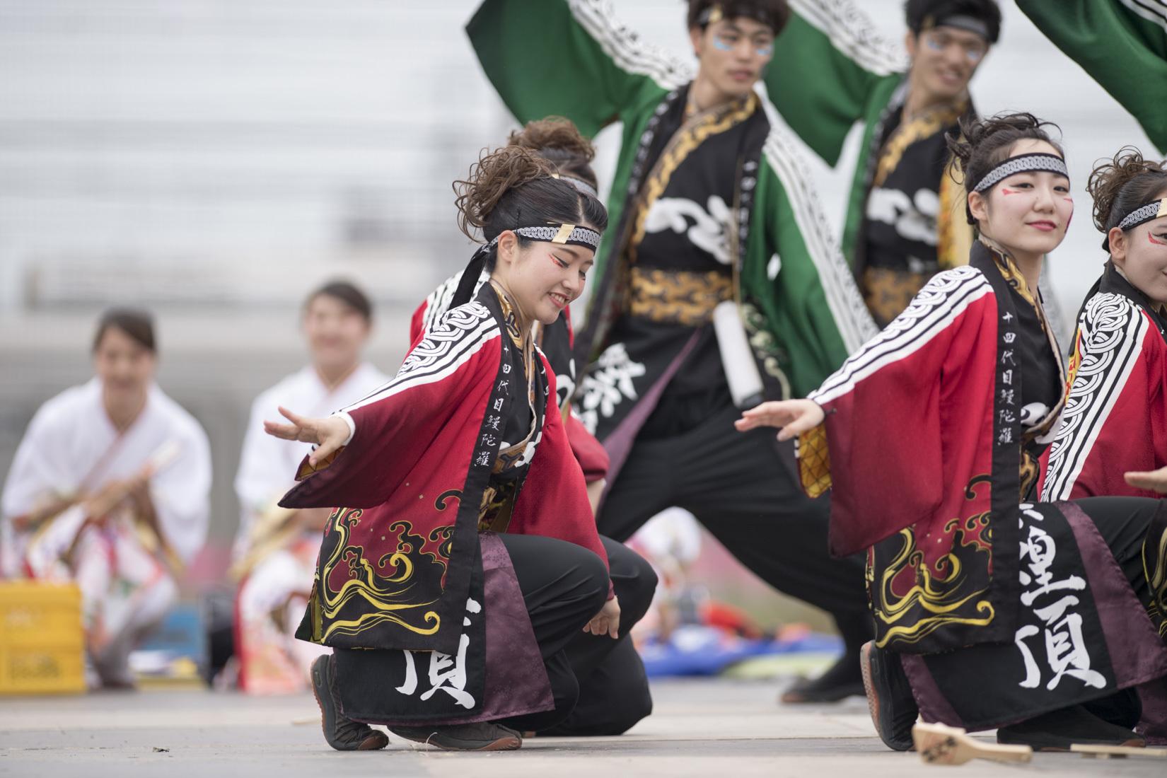 2019 犬山踊芸祭『浜松学生連 鰻陀羅』_f0184198_00130448.jpg