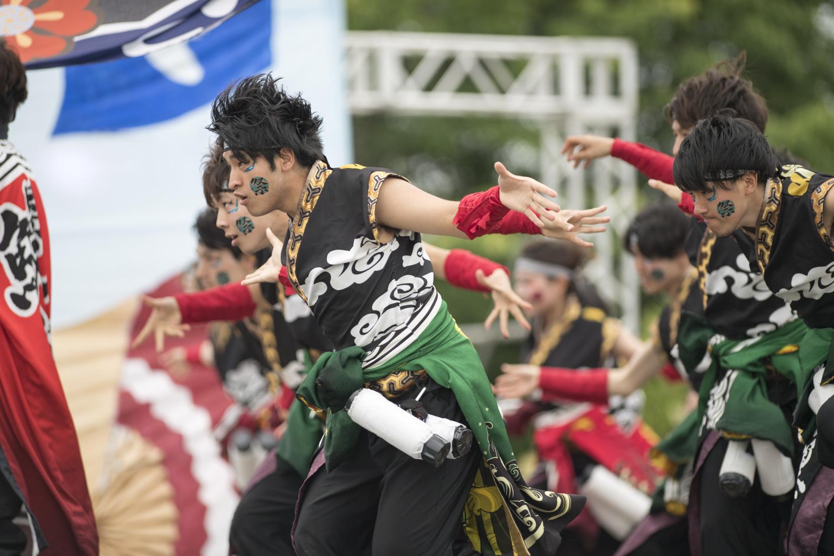 2019 犬山踊芸祭『浜松学生連 鰻陀羅』_f0184198_00134105.jpg