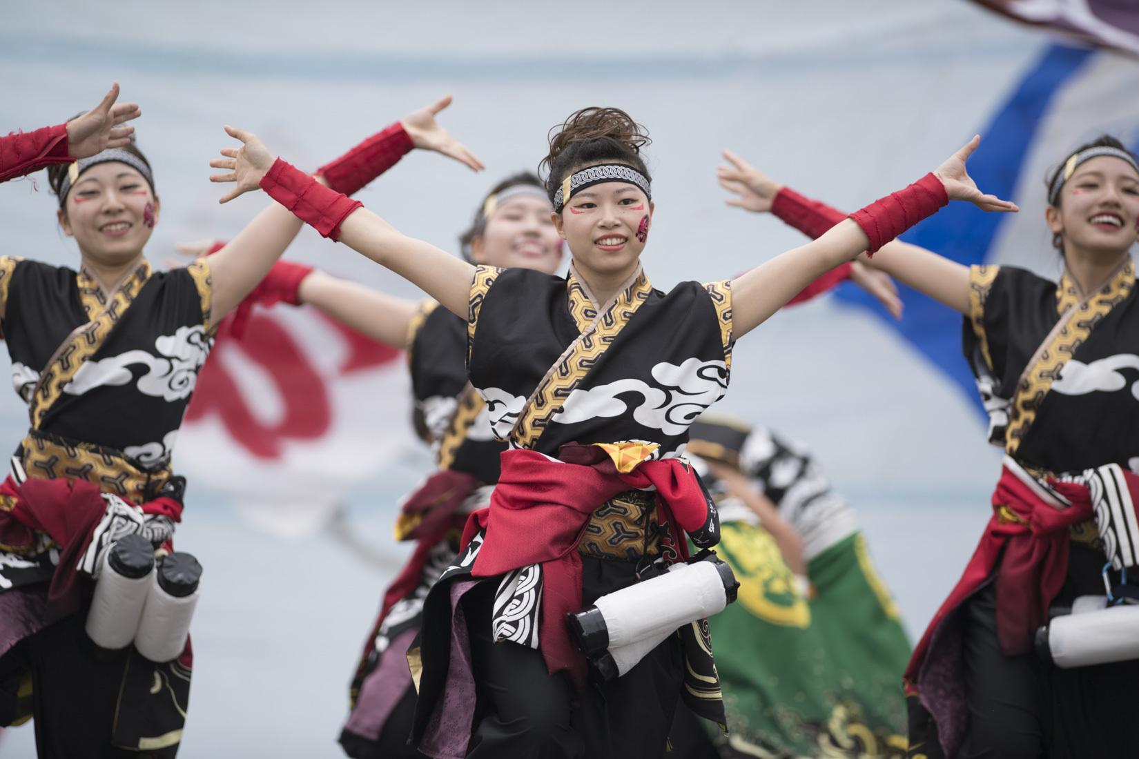2019 犬山踊芸祭『浜松学生連 鰻陀羅』_f0184198_00134106.jpg