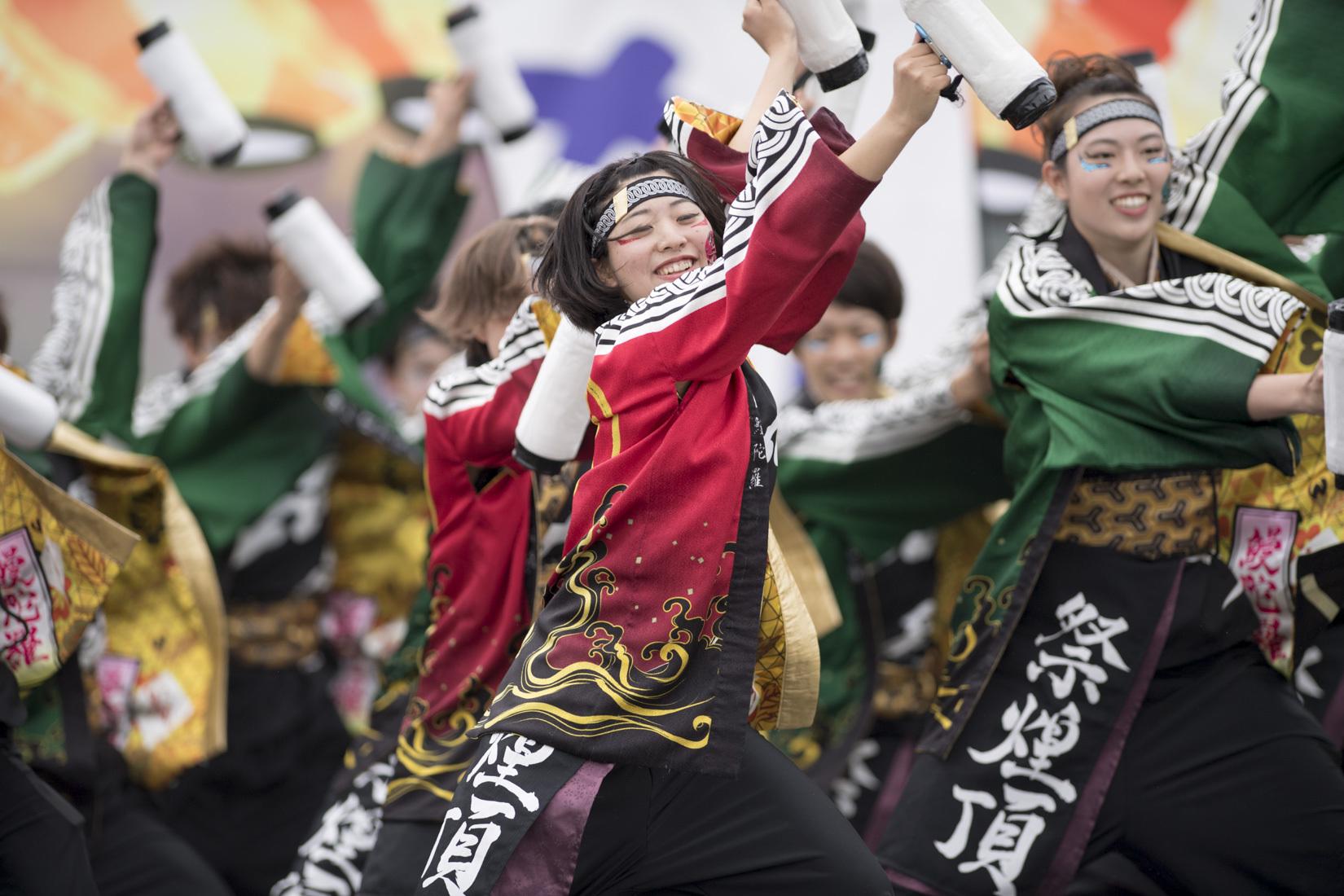 2019 犬山踊芸祭『浜松学生連 鰻陀羅』_f0184198_00134129.jpg
