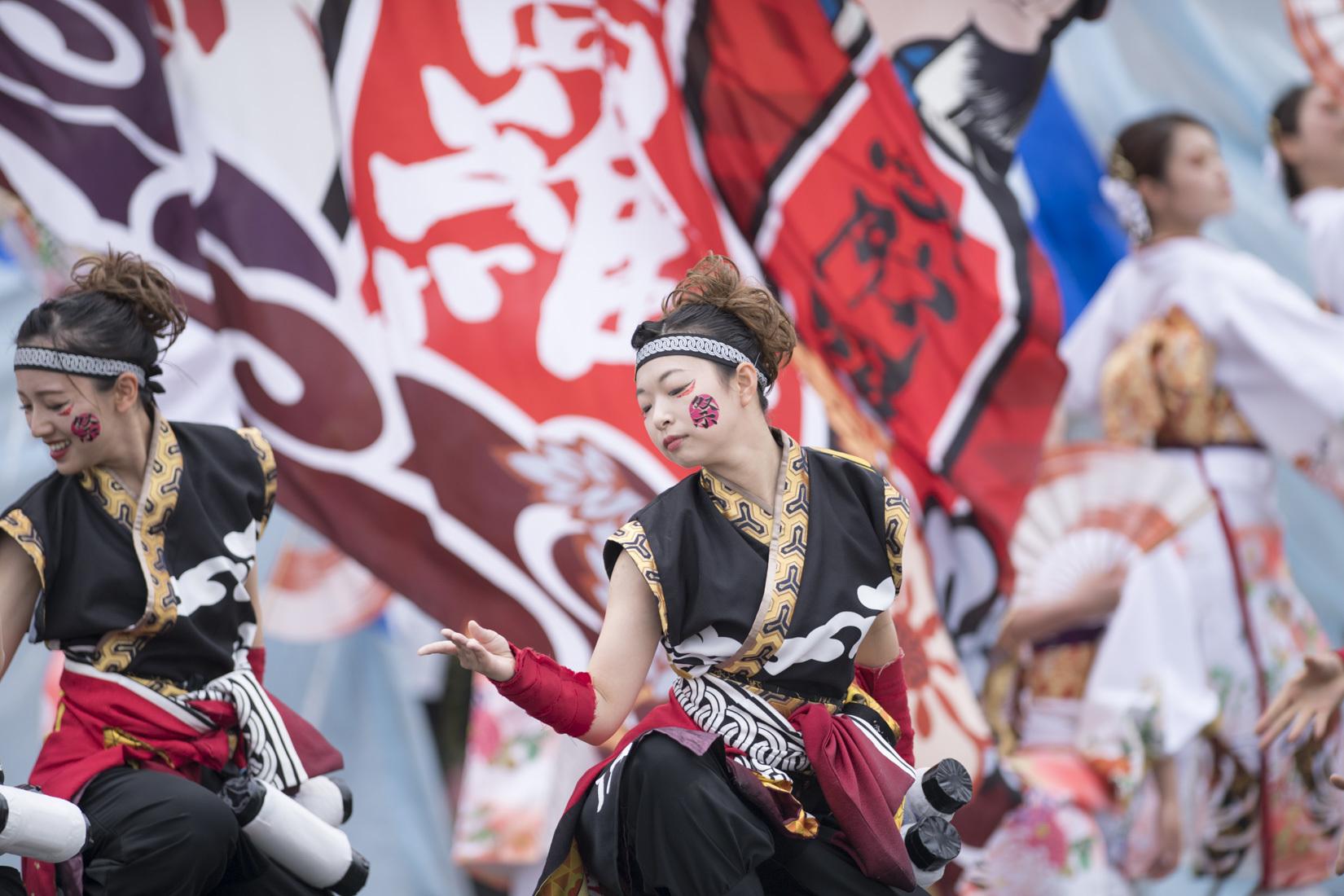 2019 犬山踊芸祭『浜松学生連 鰻陀羅』_f0184198_00134297.jpg