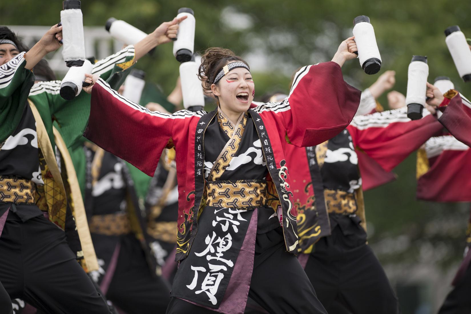 2019 犬山踊芸祭『浜松学生連 鰻陀羅』_f0184198_00141914.jpg