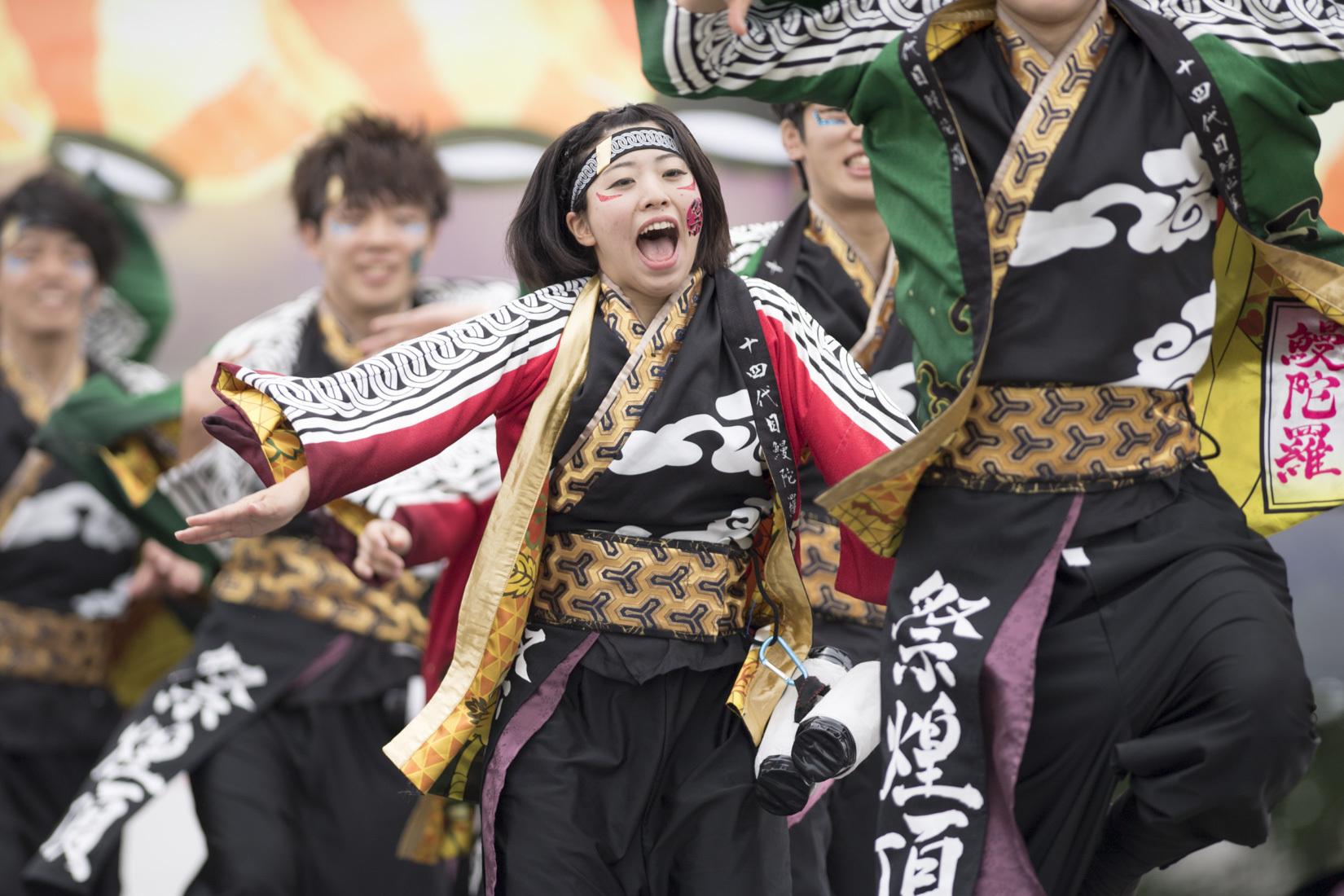 2019 犬山踊芸祭『浜松学生連 鰻陀羅』_f0184198_00141916.jpg