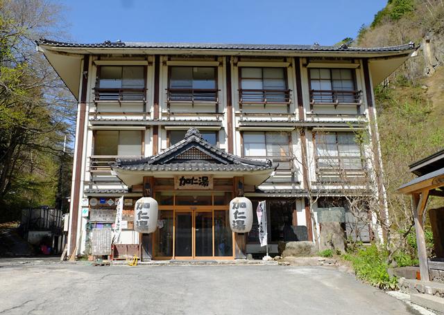 加仁湯とかき氷再び!_f0179404_21261206.jpg
