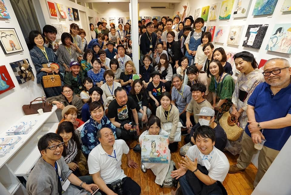 Tambourin Gallery Presents「Human Museum 2019」_f0172313_00273846.jpg