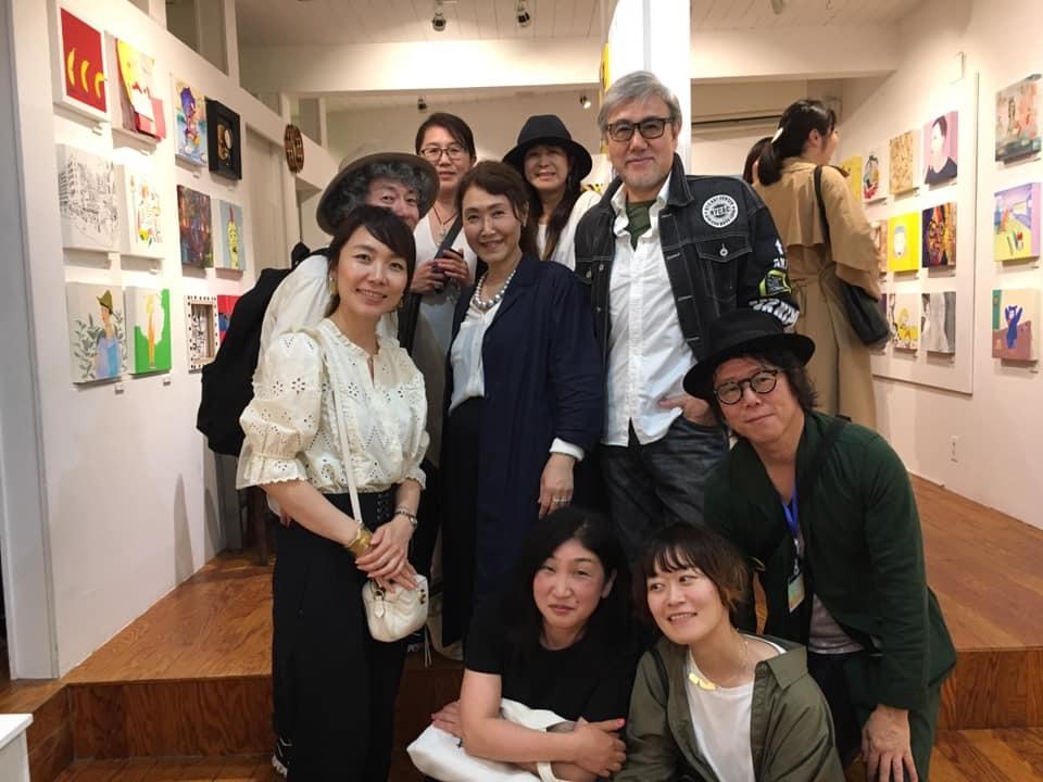 Tambourin Gallery Presents「Human Museum 2019」_f0172313_00300448.jpg