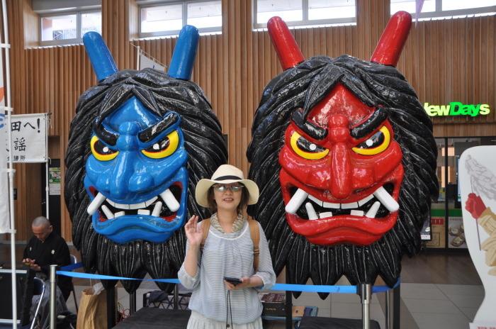 SMCスプレンディーダ号(日本一周)5月27-28日 秋田⇒金沢_f0053218_21582455.jpg