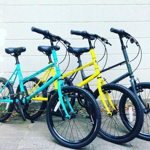 BRUNO 2020『 MIXTE BLK EDITION 』ブルーノ ミニベロ ミキスト おしゃれ自転車 自転車女子 自転車ガール ポタリング_b0212032_18012249.jpeg