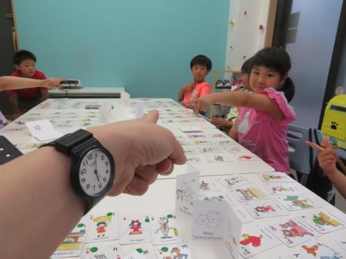 指さし確認、代名詞を学ぼう!_c0200633_12310915.jpg