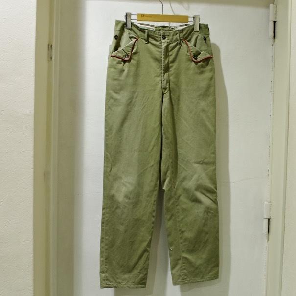 Vintage BSA Pants & Shirt_d0257333_20032555.jpg