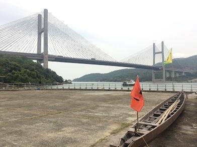 廃村を歩き、香港住宅問題を目の当たりにする☆Ma Wan\'s Abandoned Old Fishing Village_f0371533_13163890.jpg