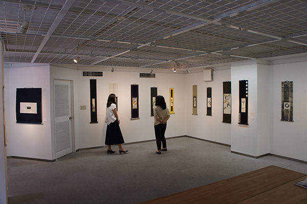 「勝木清子 軸展 中今」開催中です。_f0171840_11144117.jpg
