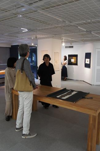「勝木清子 軸展 中今」開催中です。_f0171840_11463782.jpg