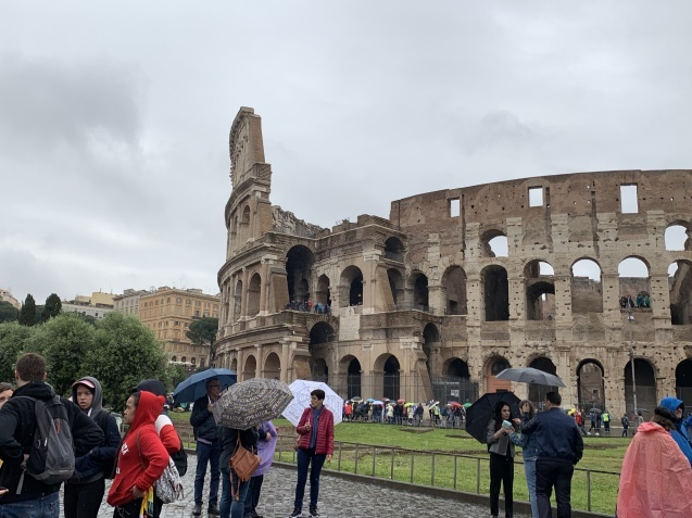 ヴェネツィア~フィレンツェ~ローマへ_c0054646_16012391.jpg