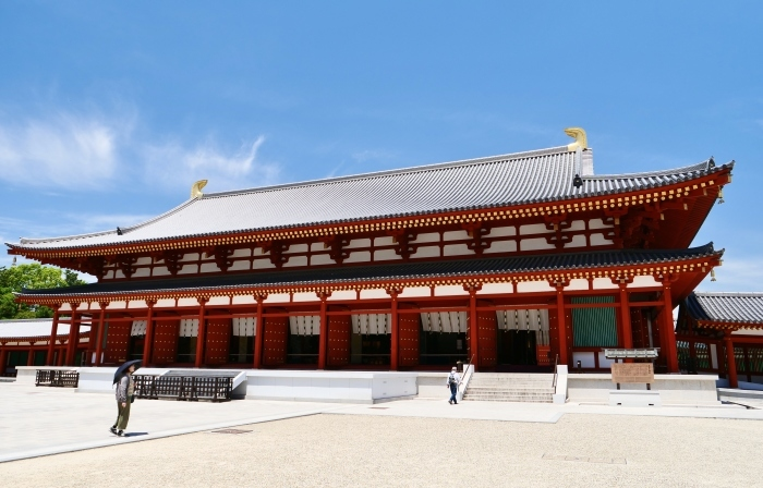 奈良・薬師寺  2019-06-07 00:00   _b0093754_21252278.jpg