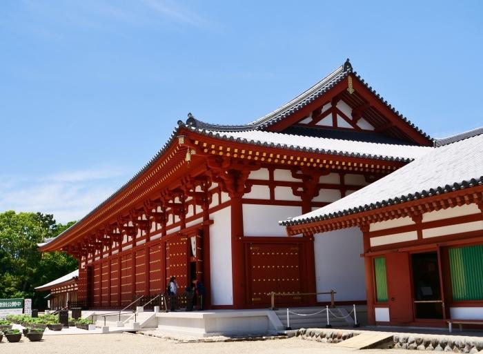 奈良・薬師寺  2019-06-07 00:00   _b0093754_21253581.jpg