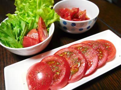 樹上完熟の朝採りトマト 令和元年の予約販売受付スタート!初回出荷は6月11日(火)です!_a0254656_17582588.jpg