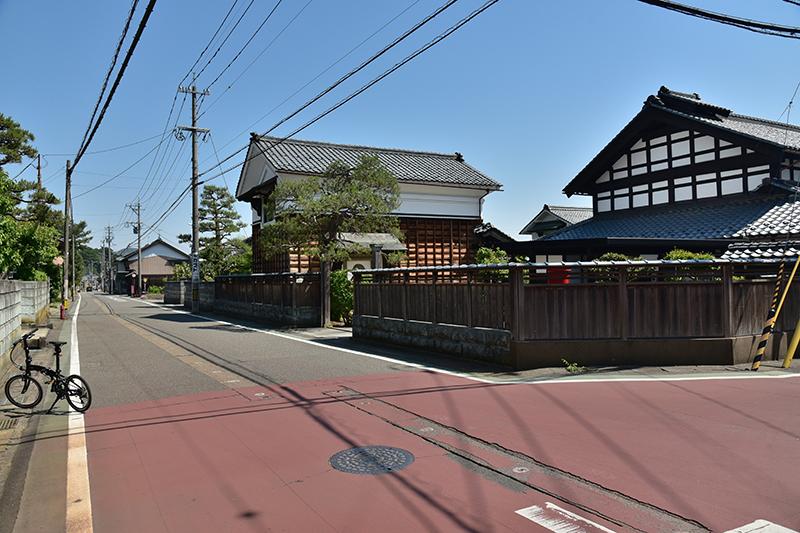 北国街道 鯖江宿から金津宿を行く_e0164563_12023482.jpg