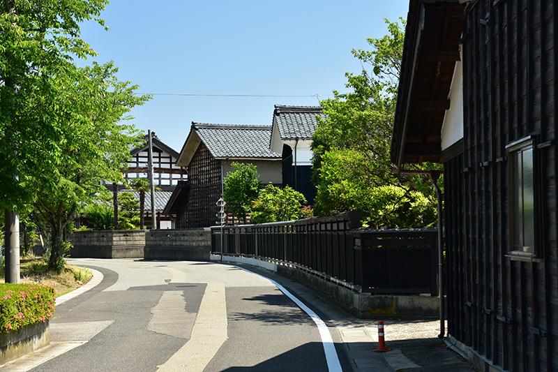 北国街道 鯖江宿から金津宿を行く_e0164563_12023581.jpg