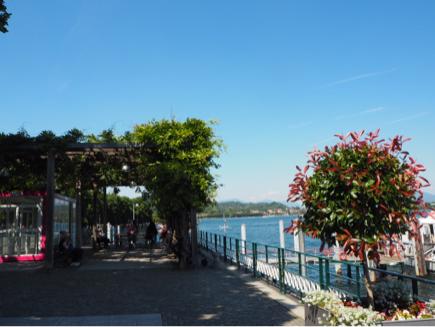 マッジョーレ湖での素晴らしい1日_e0078071_01410267.jpg