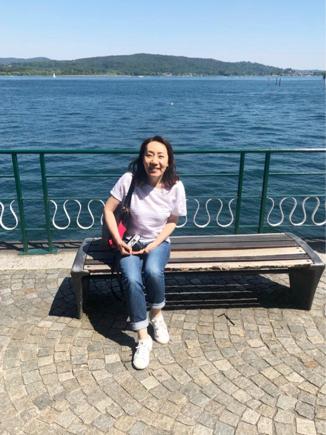 マッジョーレ湖での素晴らしい1日_e0078071_01435739.jpg