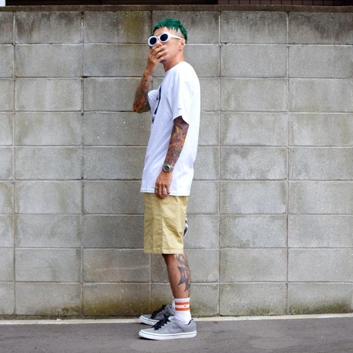 〜トレンドシャツでスケートスタイル〜_a0141274_18272794.jpg
