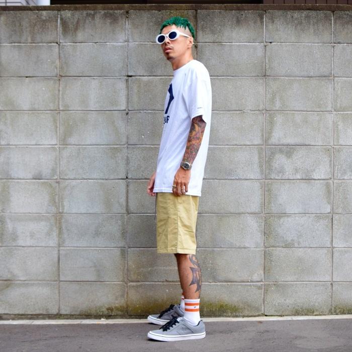 〜トレンドシャツでスケートスタイル〜_a0141274_18273218.jpg