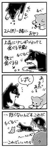 2003年12月19日のシバツレ漫画_b0057675_11051841.jpg