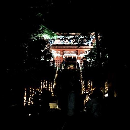 久能山東照宮夜間特別拝観_a0213793_08152832.jpg