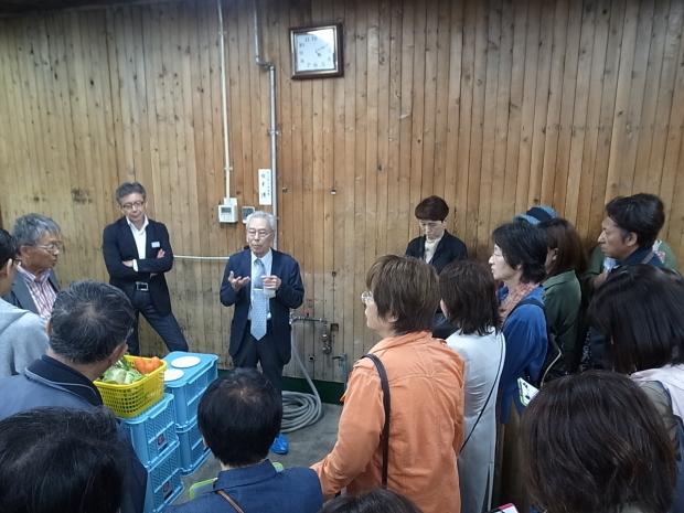 大高酵素 北海道工場見学_f0197703_16234003.jpg