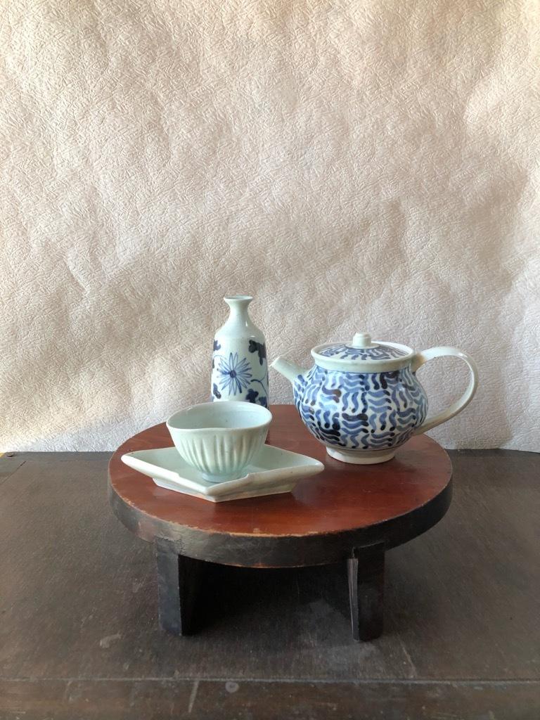 2019年6月 煎茶と花_c0235504_16394921.jpg