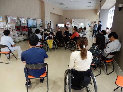 5月30日 「脊髄損傷者のための住宅事例発表」ご報告_d0130212_15293848.jpg