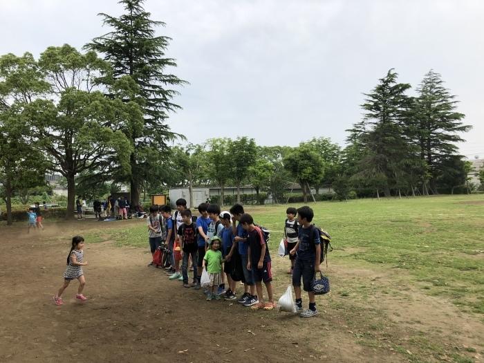 6年生 練習試合(vs関谷SC、南戸塚SC)_a0109316_09425356.jpeg