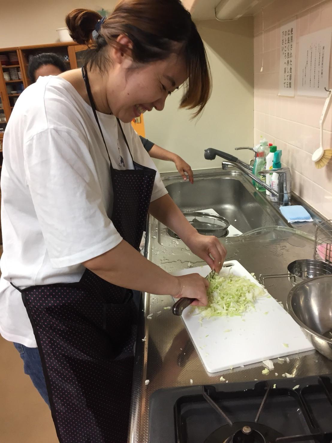 水曜昼教室料理の会_e0175020_13475500.jpg
