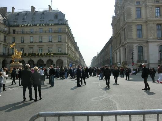 Paris メーデーの朝 💓_e0303431_19592447.jpg