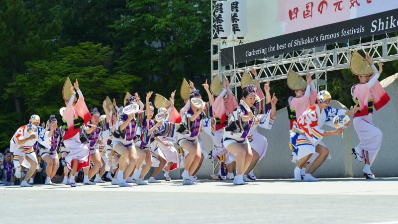 四国の祭り 2019 娯茶平  ①_d0246136_16545967.jpg