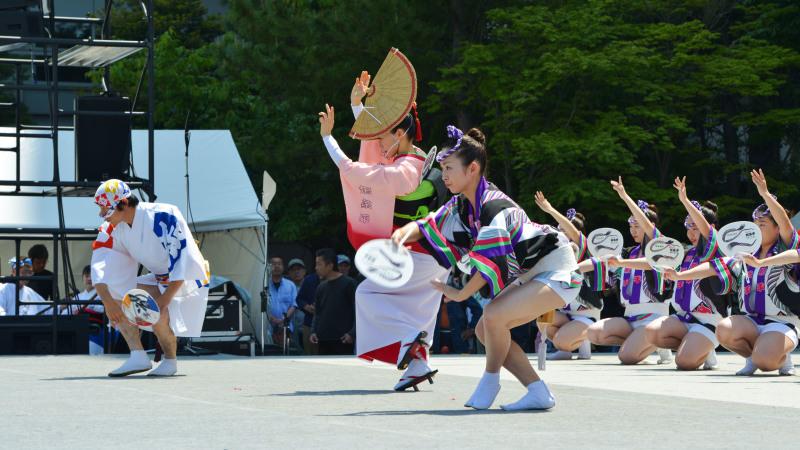 四国の祭り 2019 娯茶平  ①_d0246136_16550542.jpg