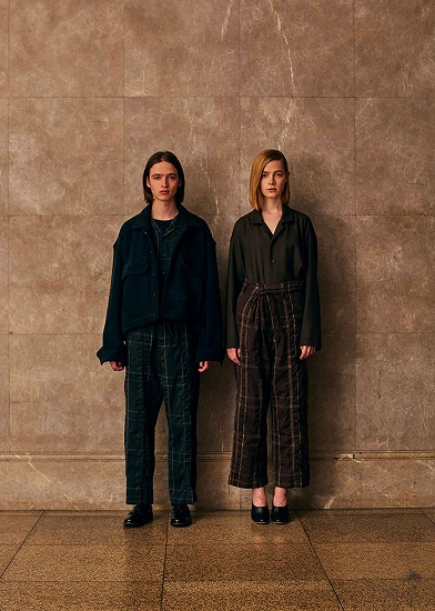 YOKE AUTUMN WINTER 2019 COLLECTION look_e0171446_055585.jpg