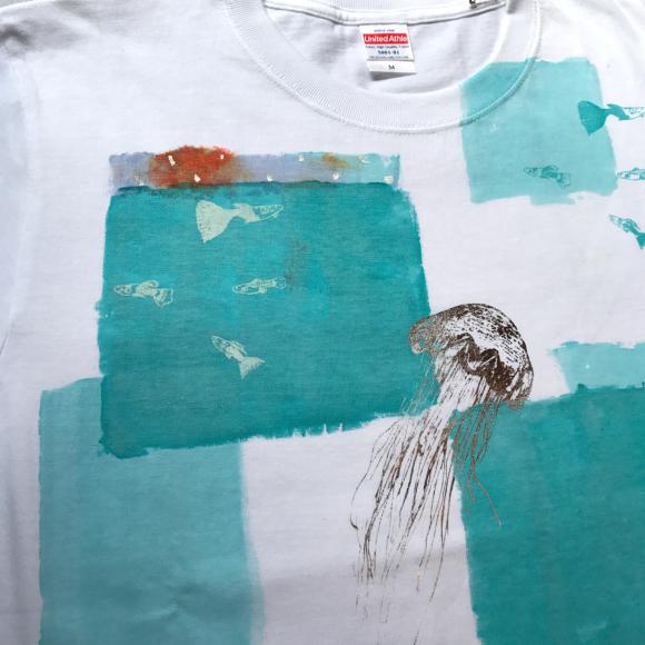 Tシャツ展2日目~Tシャツ作家別紹介①~_a0043747_16434061.jpg