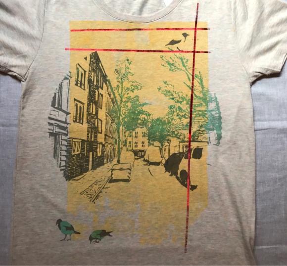 Tシャツ展2日目~Tシャツ作家別紹介①~_a0043747_16442440.jpg